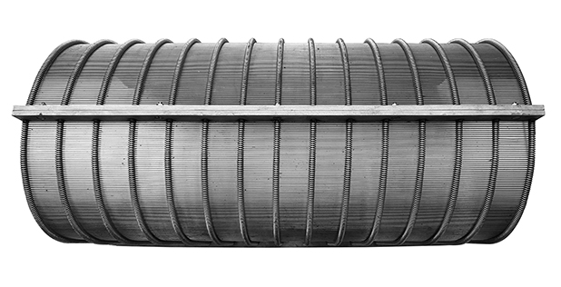 Looped-Wedge-Wire-Cylinder
